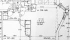Asuntojen 12, 18, 24, ja 30 pohjapiirros. Osa asunnoista peilikuvina.
