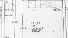 Asuntojen 32, 38, 44, 50 ja 56 pohjapiirros. Osa asunnoista on peilikuvia.