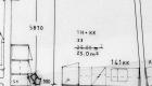 Asuntojen 33, 39, 45, 51 ja 57 pohjapiirros. Osa asunnoista on peilikuvia.