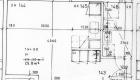 Asuntojen 34, 40, 46, 52 ja 58 pohjapiirros. Osa asunnoista on peilikuvia.